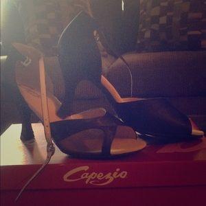 Capezio Ballroom Dance Shoes. New